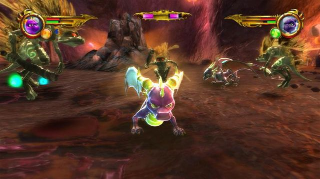 games similar to The Legend of Spyro: Dawn of the Dragon