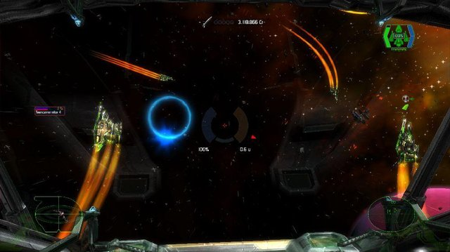 games similar to Darkstar One