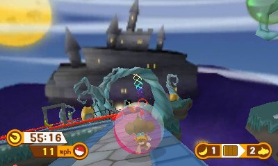 games similar to Super Monkey Ball 3D