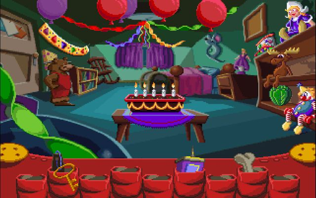 games similar to Fatty Bear's Birthday Surprise