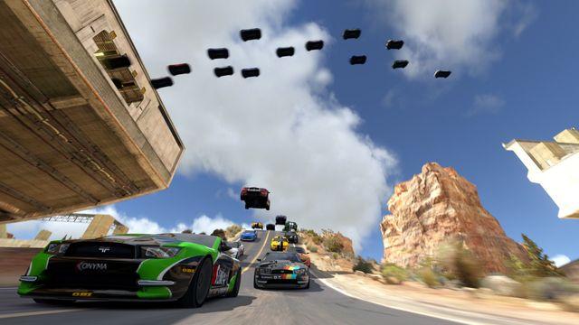 games similar to TrackMania² Canyon