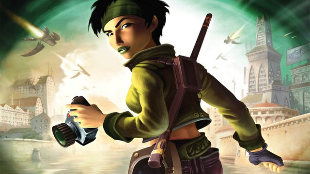 games similar to Beyond Good & Evil