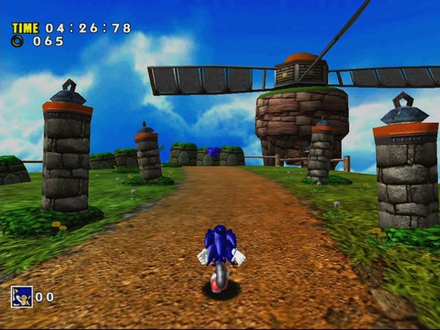 games similar to Sonic Adventure DX Director's Cut