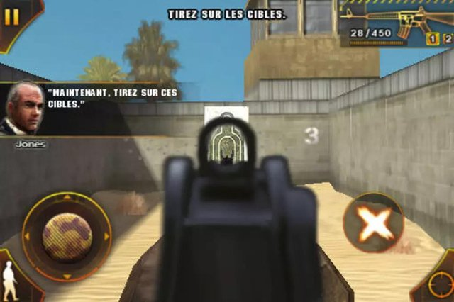 games similar to Modern Combat: Sandstorm