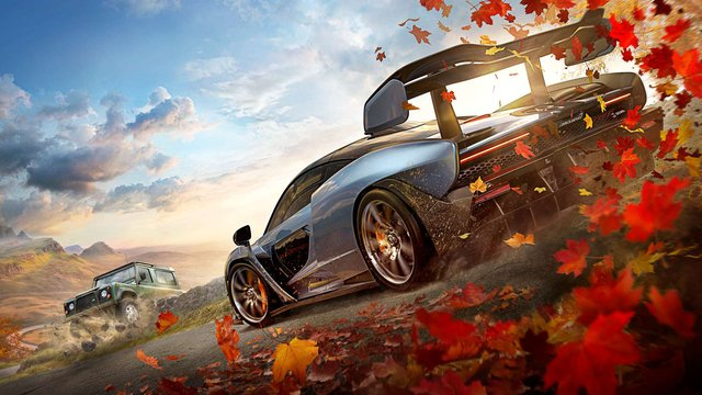 games similar to Forza Horizon 4