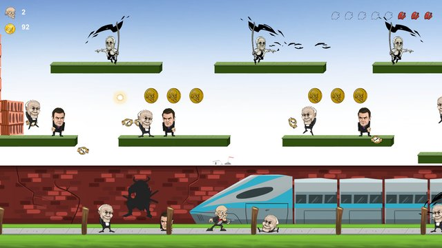 games similar to Korwin The Game