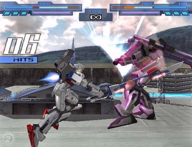 games similar to Battle Assault 3 featuring Gundam Seed
