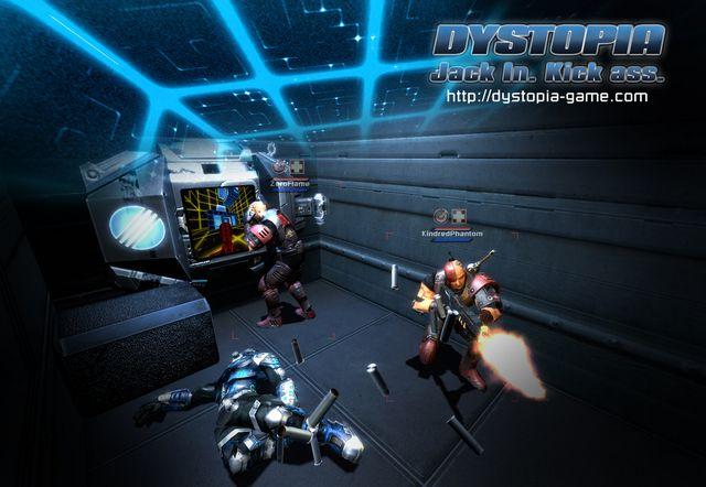 games similar to Dystopia