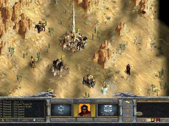 games similar to Age of Wonders Shadow Magic