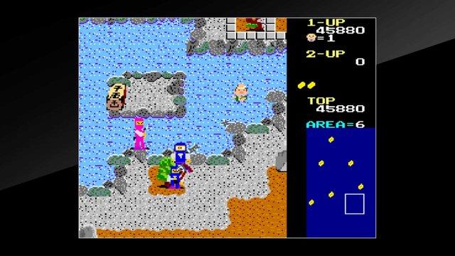 games similar to Arcade Archives Ikki