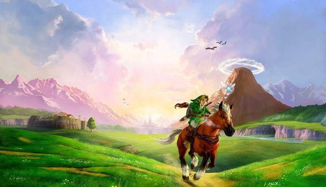 games similar to The Legend of Zelda: Ocarina of Time
