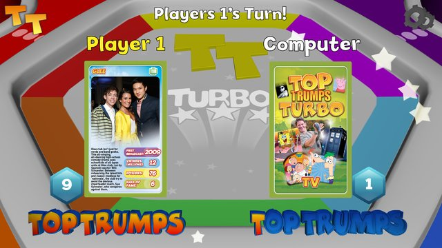 games similar to Top Trumps Turbo