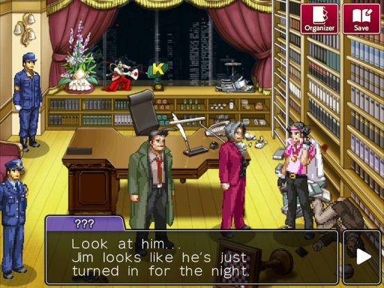 games similar to Ace Attorney INVESTIGATIONS: Miles Edgeworth