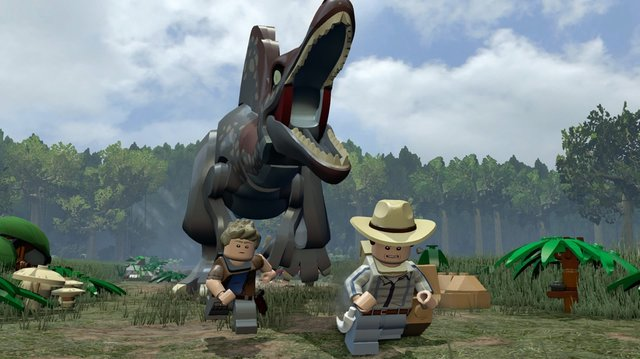 games similar to LEGO Jurassic World