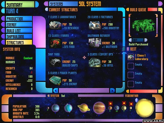 games similar to Star Trek: The Next Generation   Birth of the Federation