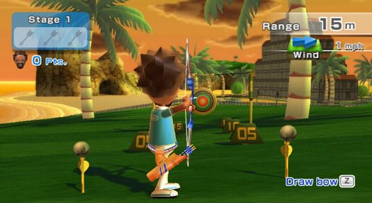 games similar to Wii Sports Resort