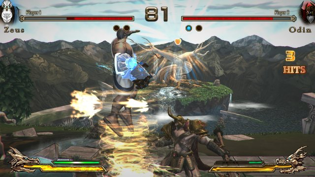 games similar to Fight of Gods