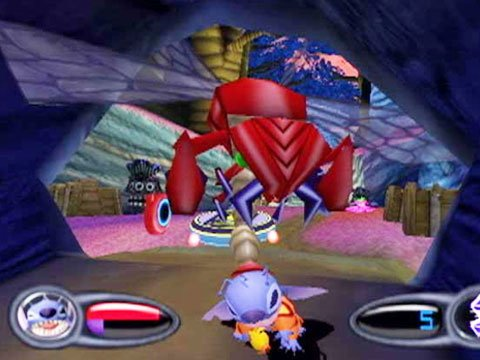games similar to Disney's Stitch: Experiment 626