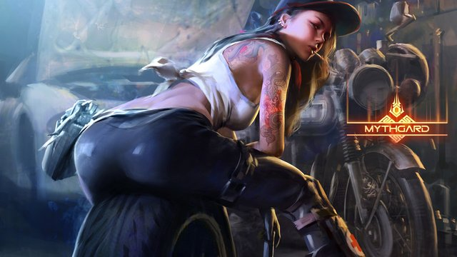 games similar to Mythgard