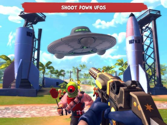 games similar to Blitz Brigade   Multiplayer shooting action!