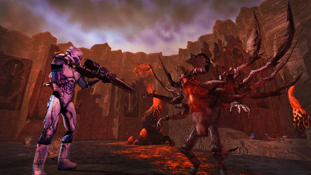 games similar to Anarchy Online