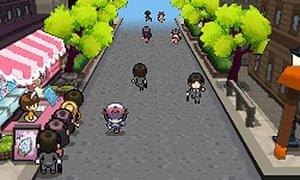 games similar to Pokémon Black, White