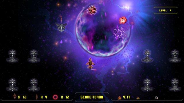 games similar to Starship Annihilator
