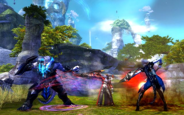 games similar to Aion: The Tower of Eternity