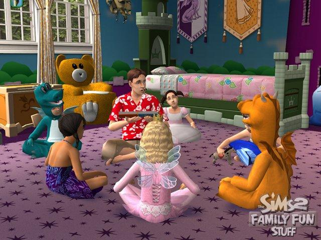 games similar to The Sims 2: Family Fun Stuff