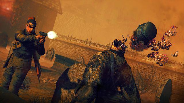 games similar to Sniper Elite: Nazi Zombie Army 2