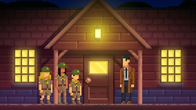 games similar to The Darkside Detective
