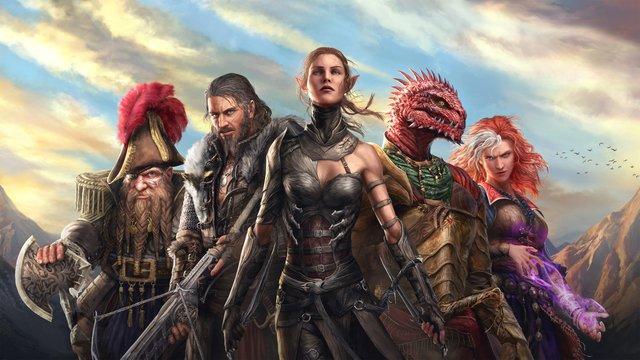 games similar to Divinity: Original Sin 2
