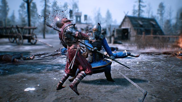 games similar to Ancestors Legacy