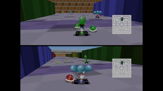 games similar to Mario Kart 64 (1996)