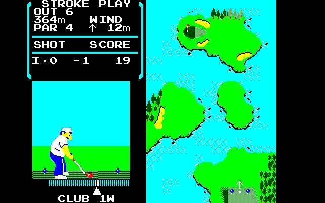 games similar to Golf (1980)