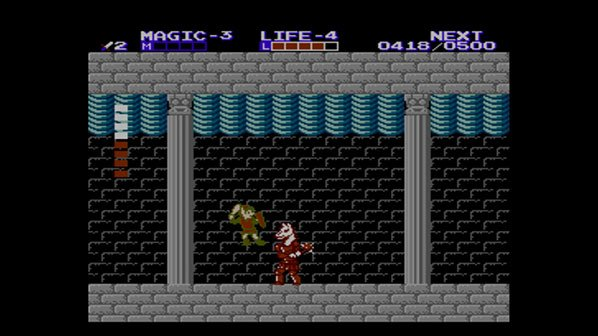 games similar to Zelda II: The Adventure of Link