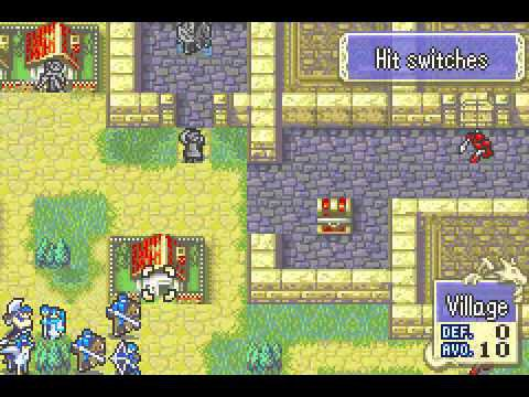 games similar to Fire Emblem: The Blazing Blade