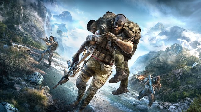 games similar to Tom Clancy's Ghost Recon Breakpoint