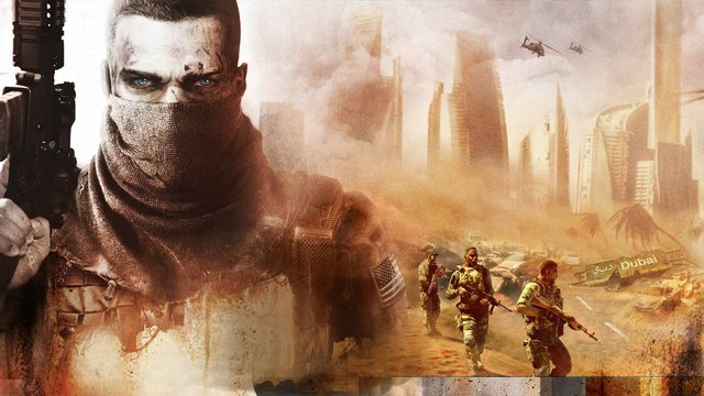 games similar to Spec Ops: The Line