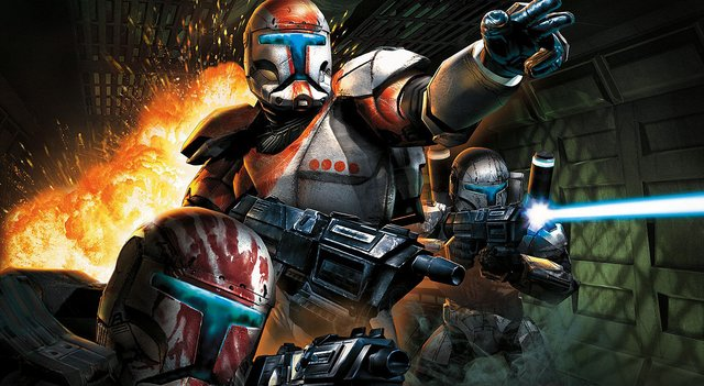 games similar to Star Wars: Republic Commando