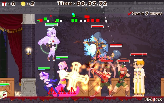 games similar to Attack it! Devil legion