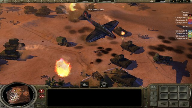 games similar to Codename: Panzers, Phase Two