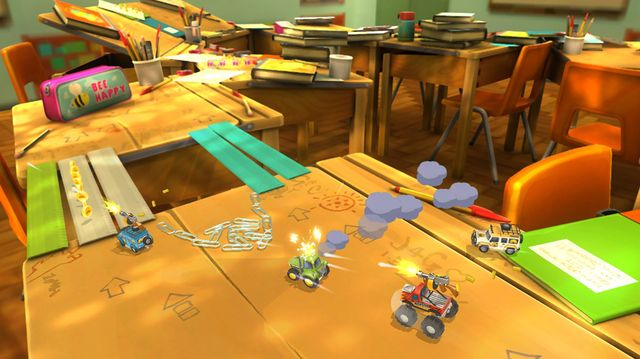 games similar to Toybox Turbos