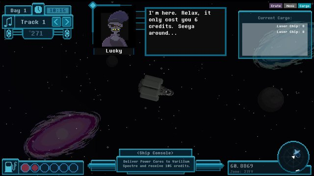 games similar to Galactic Delivery