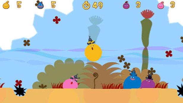 games similar to LocoRoco