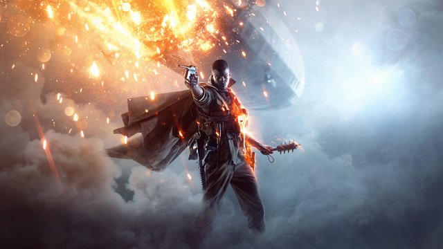 games similar to Battlefield 1