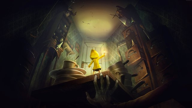 games similar to Little Nightmares