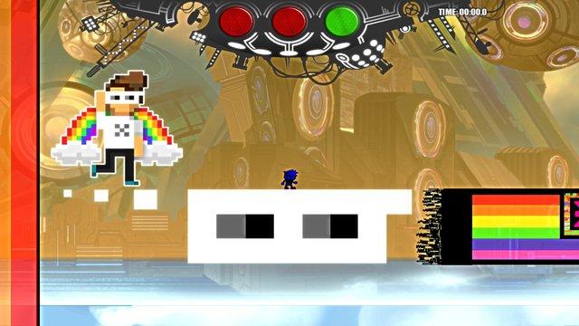 games similar to Rush Bros.