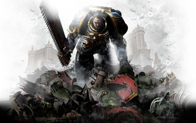 games similar to Warhammer 40,000: Space Marine