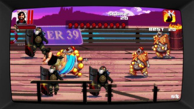 games similar to Dead Island Retro Revenge